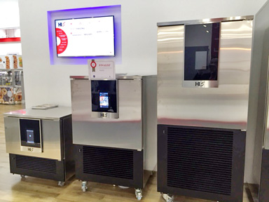 Aligroup Foodservice Equipment Industry Hi5 By Friulinox On The Podium Of The Gulfood Awards